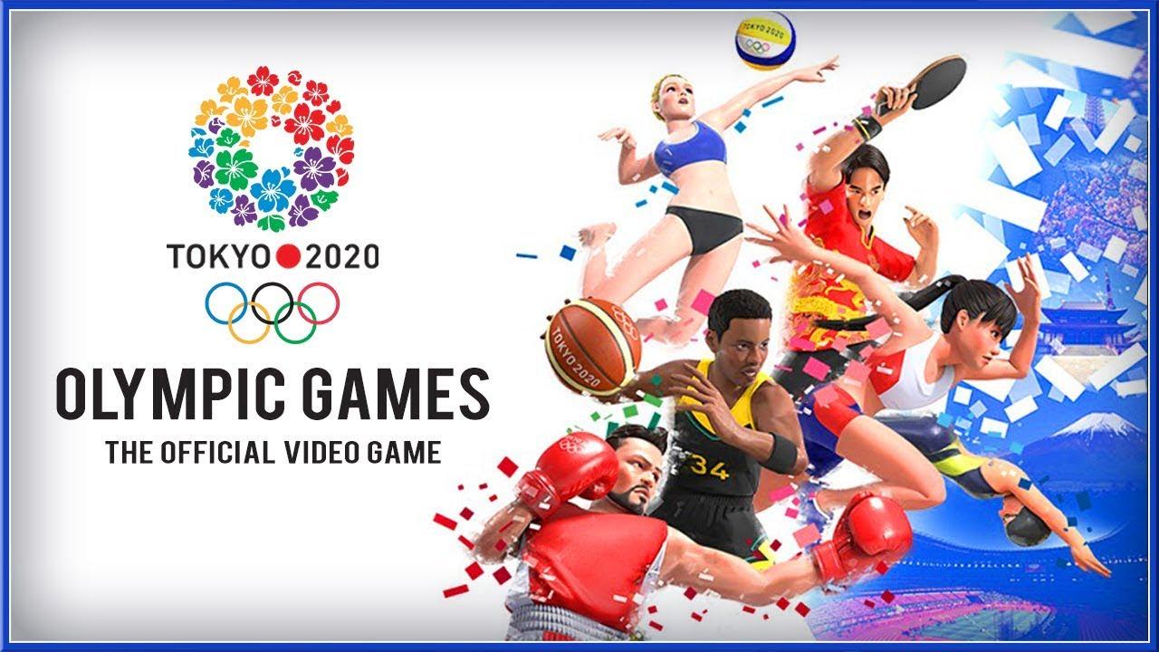 Olympic Games Tokyo 2020 – The Official Video Game - in arrivo su PC e  console il 22 giugno