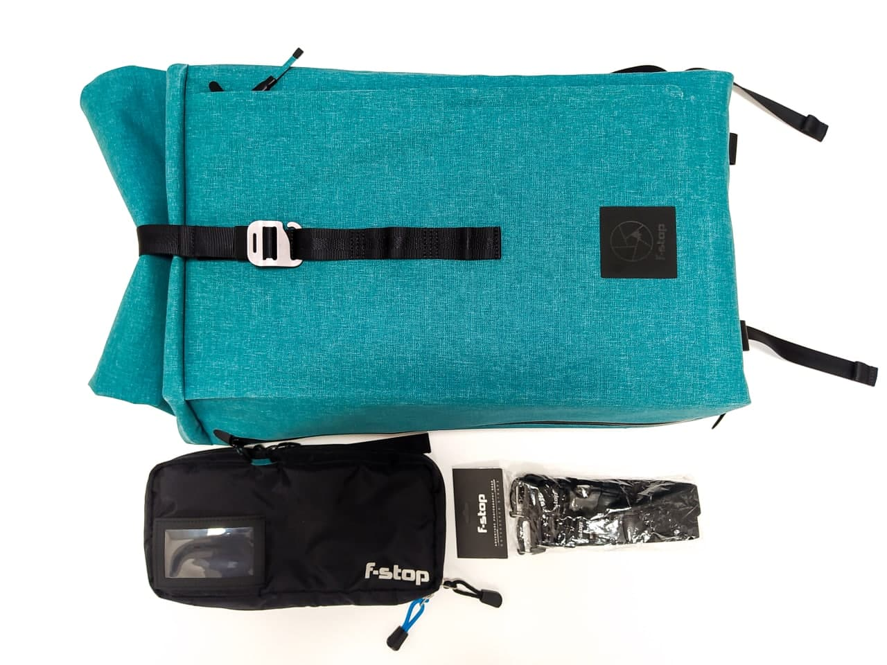 Review Dyota 20L Roll-Top Camera Pack f-stop photographic backpack